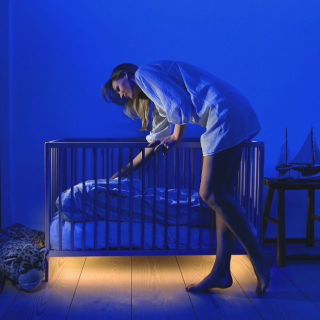 Bed Light Motion Activated Illumination System