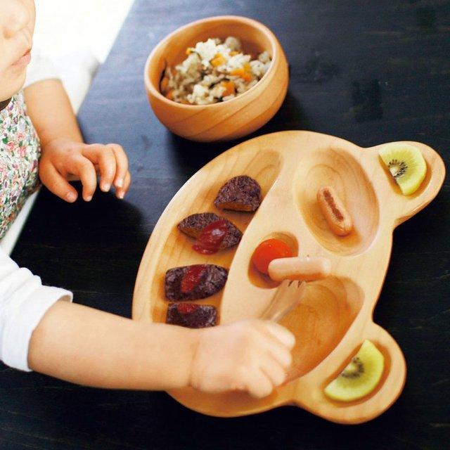 Petits Et Maman Kids Plates