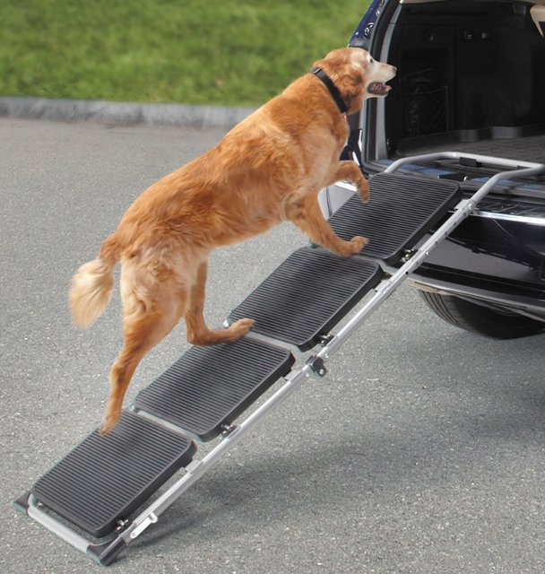 Portable Pet Staircase