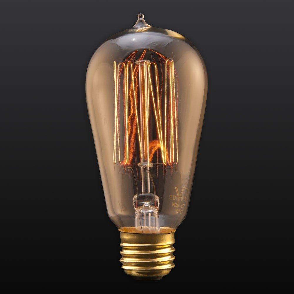Edison Vintage Incandescent Filament Light Bulb 187 Petagadget