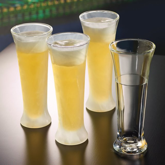 Chill Maintaining Pilsner Glasses