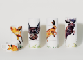 Animal Graphic Stacking Cups