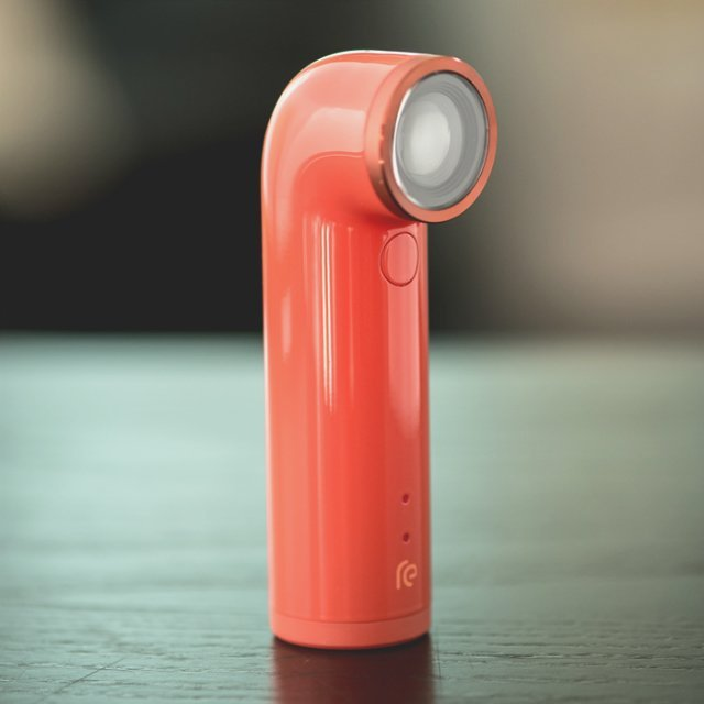 RE Action Camera by HTC