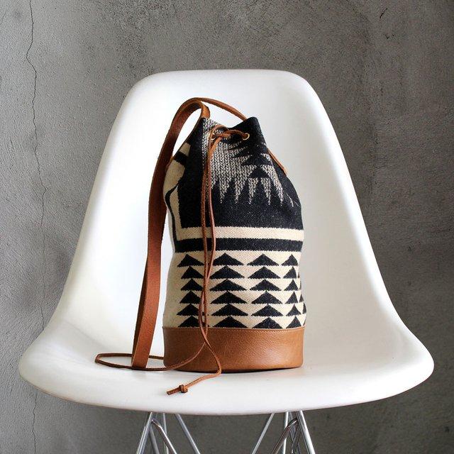 Pendleton Bucket Bag