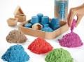 Colored Kinetic Sand