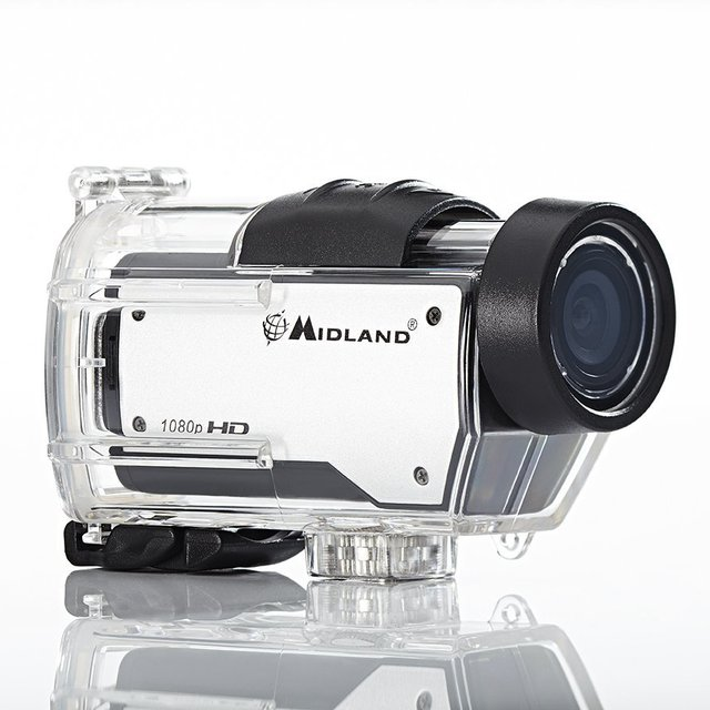 Midland XTC-280 Wearable Action Camera