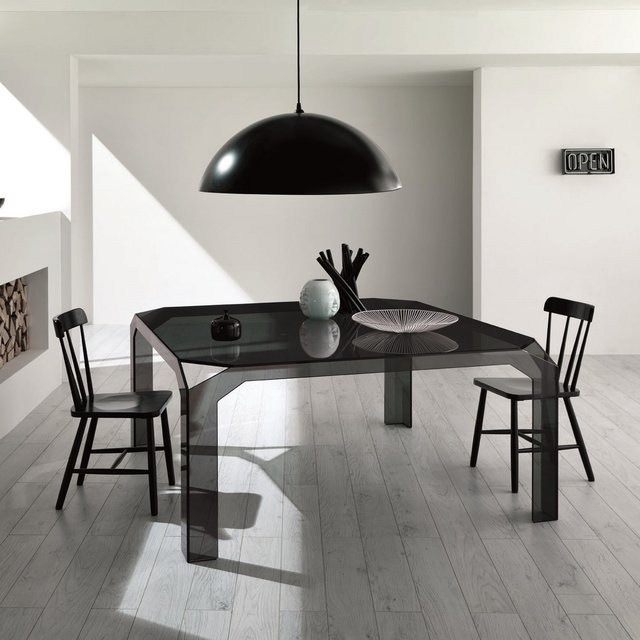 Nervi Table by Tonelli Design