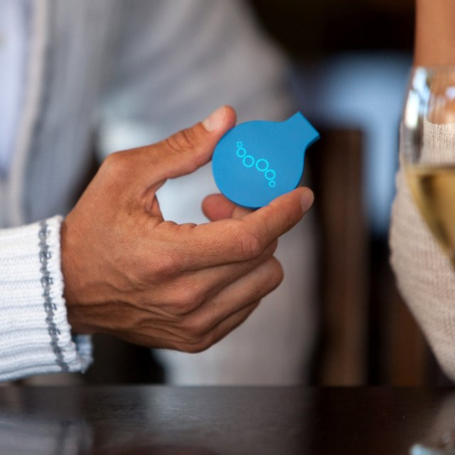 Breathometer Breeze Breathalyzer