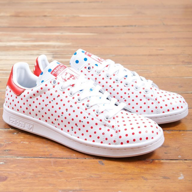 Pharrell Williams Stan Smith Dot