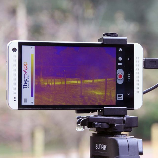 Therm-App Android Thermal Imaging Device