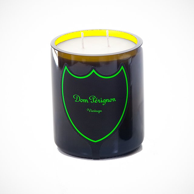 ReCycled Dom Glow Candle