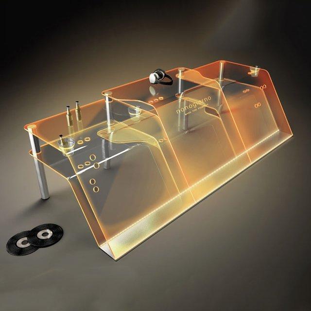 LED DJ Console by Nonogiorno
