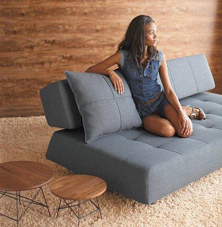 Long Horn Deluxe Convertible Sofa