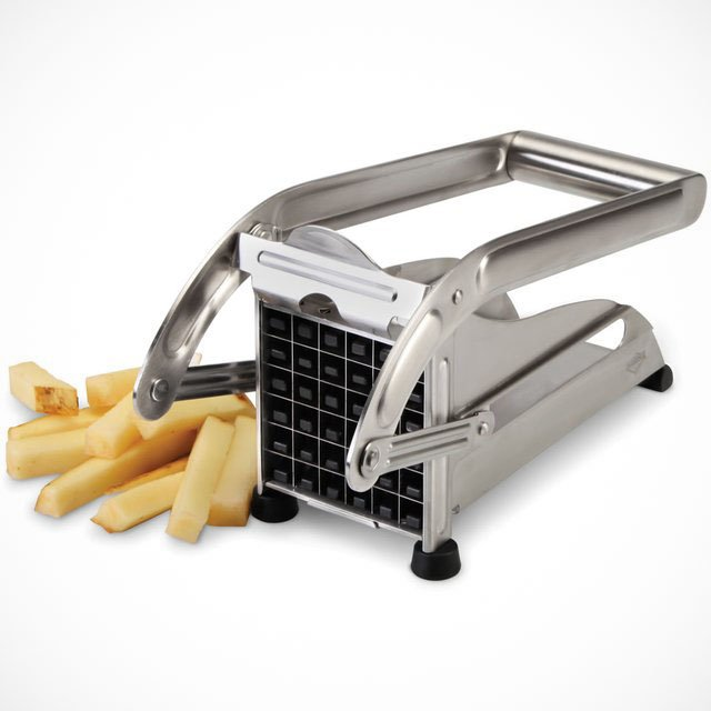 Instant French Fry Slicer