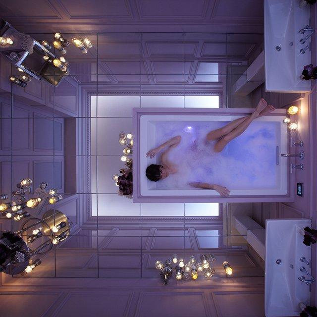 Underscore VibrAcoustic Hydrotherapy Bath by Kohler