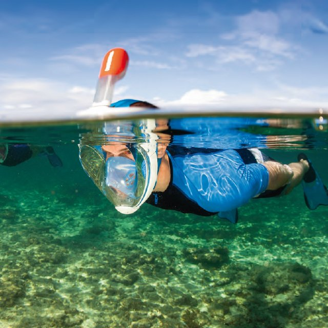 Tribord Easybreath Snorkel Mask