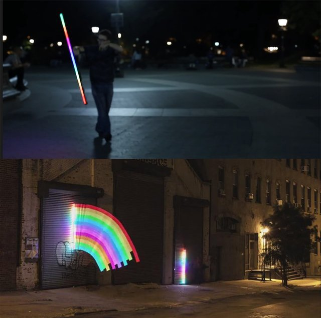 Pixelstick Light Painting Kit