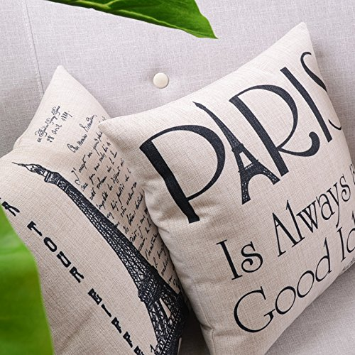 Paris Is Always A Good Idea Pillow Cover Petagadget