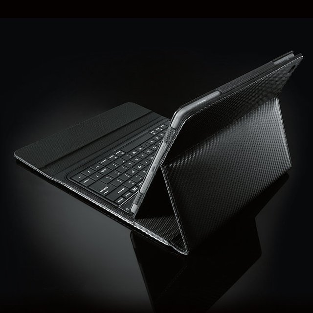 Tech-Weave Case with Bluetooth Keyboard