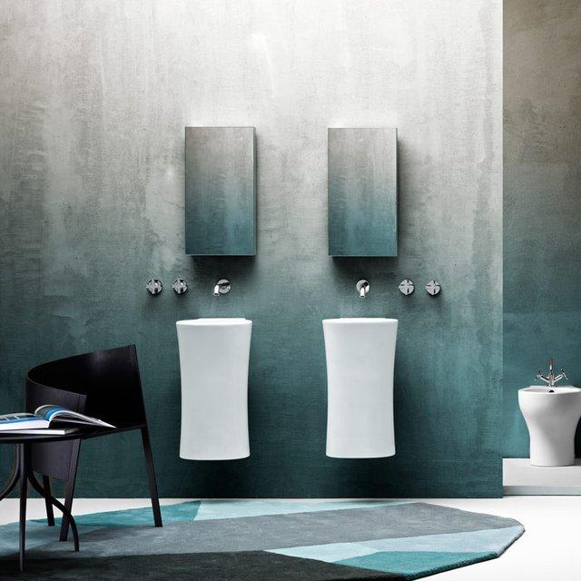 Nativo White Hand Sink