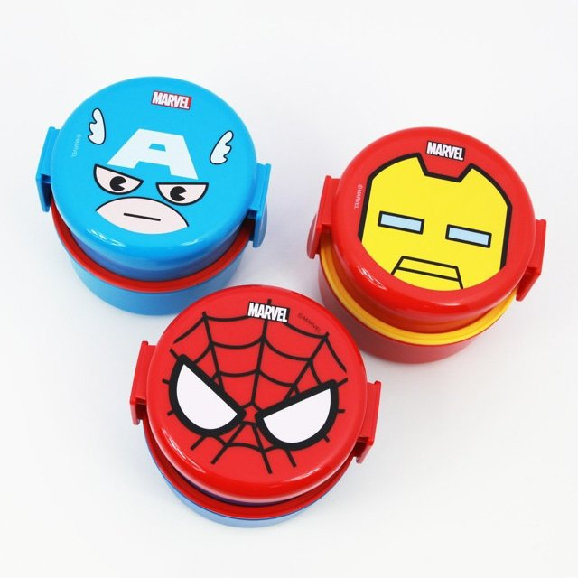 Mini Marvel Bento Box