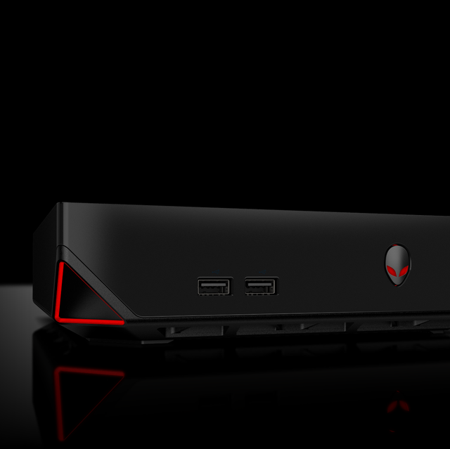 Alienware Alpha Steam Machine Game Console