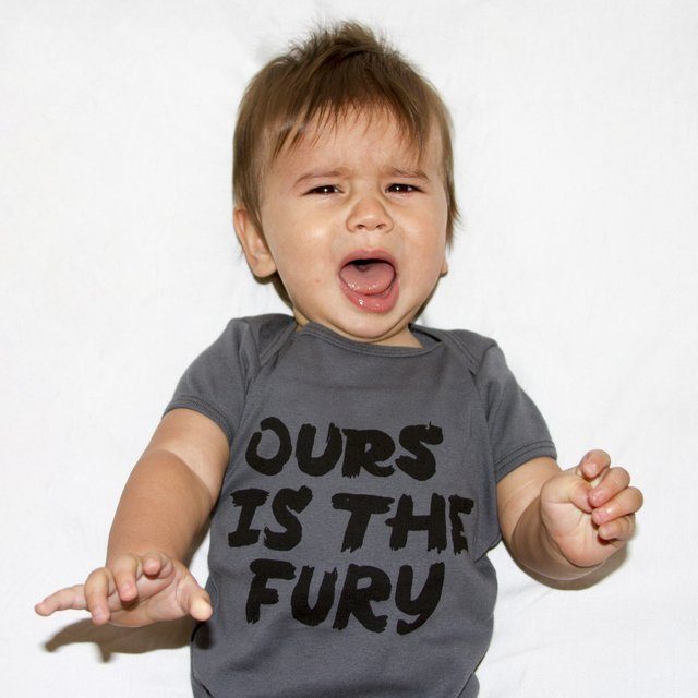 Ours is the Fury Onesie by Jordandené
