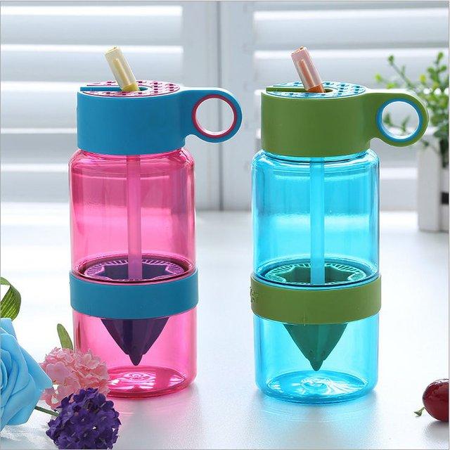 Kid Zinger Juicer Water Bottle