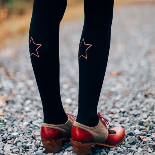 City Star Tights by Trendy Legs