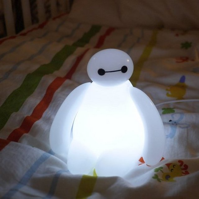 Baymax LED Nightlight