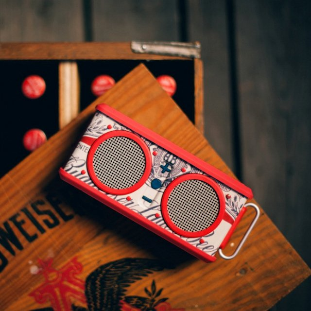 Skullcandy Air Raid Budweiser Bluetooth Speaker