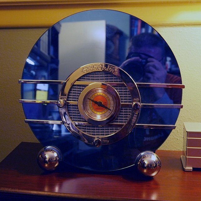 Crosley 1936 Bluebird Replica Radio