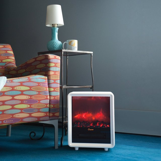 Crane Fireplace Electric Heater