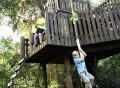 Slackers Sky Pogo Swing