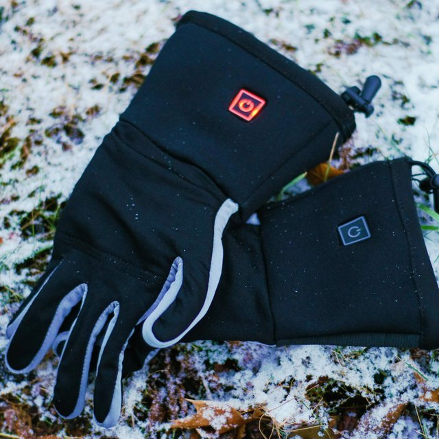 Wireless Rechargeable Heated Glove Liners
