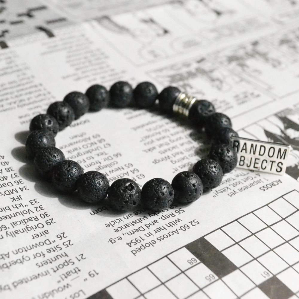 Midnight Bracelet by Random Objects