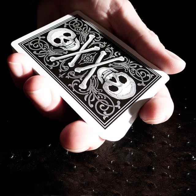 Skull & Bones Playing Cards