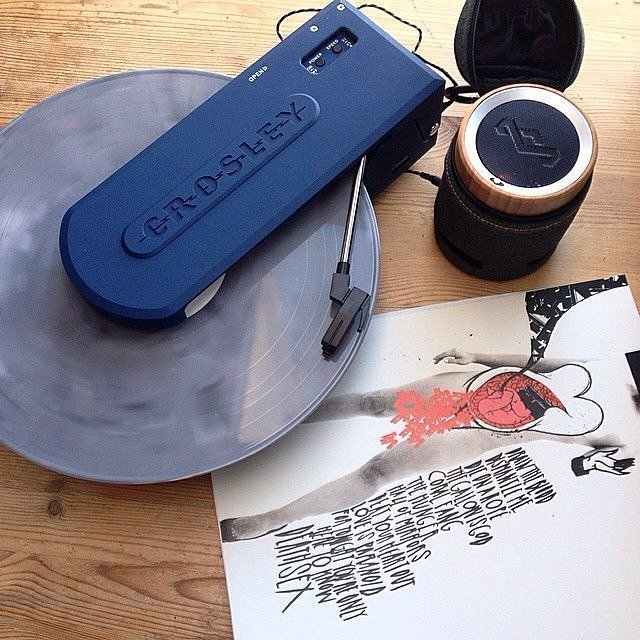 Crosley Revolution Portable Turntable