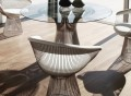 Platner Dining Table by Knoll