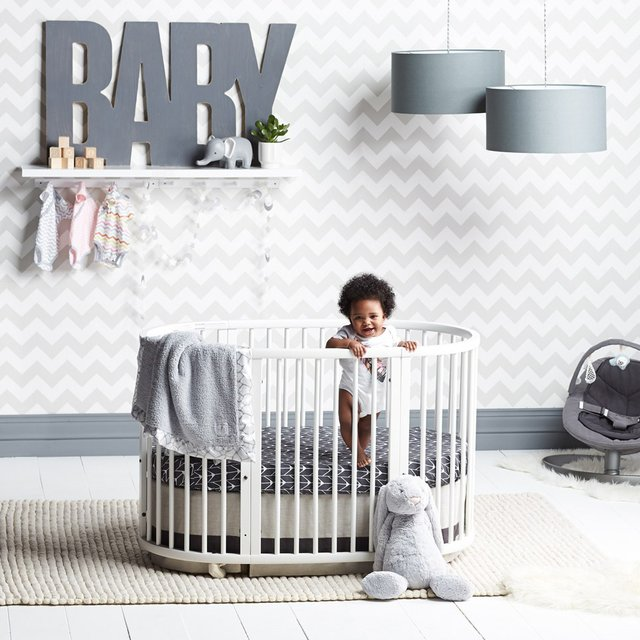 Stokke Sleepi Convertible Crib & Toddler Bed