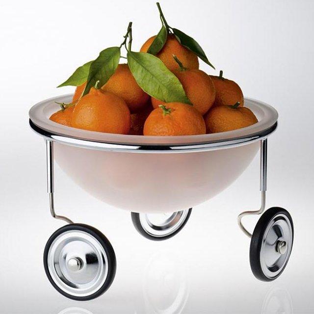 Fruit on Wheels by Arnout Visser