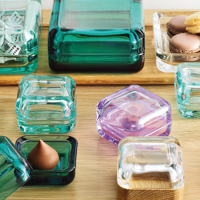 Iittala Vitriini Glass Box