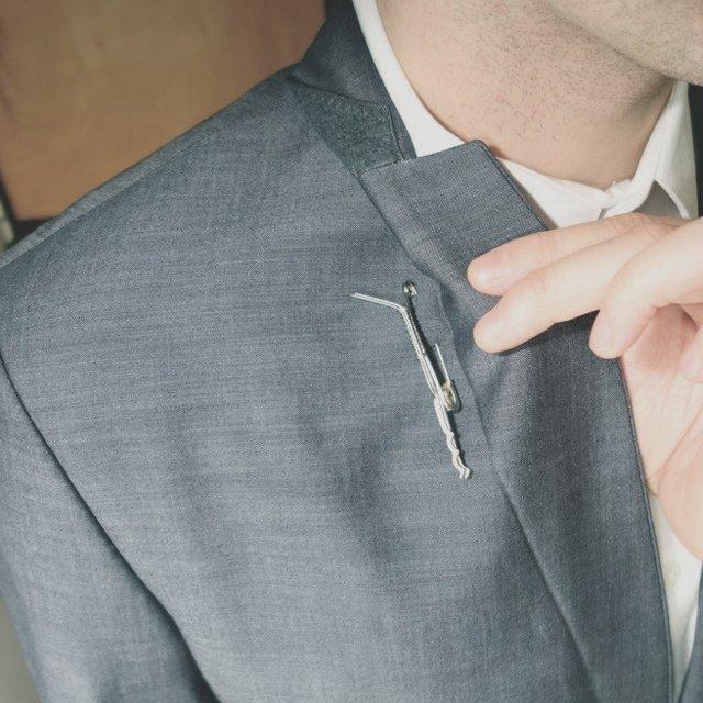 Gentleman's Bogotas Wearable Lockpicks