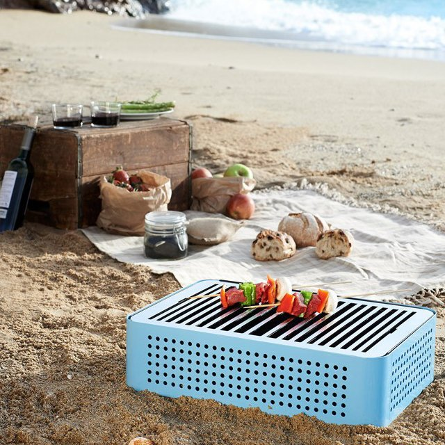 Mon Oncle Portable Barbecue by RS Barcelona