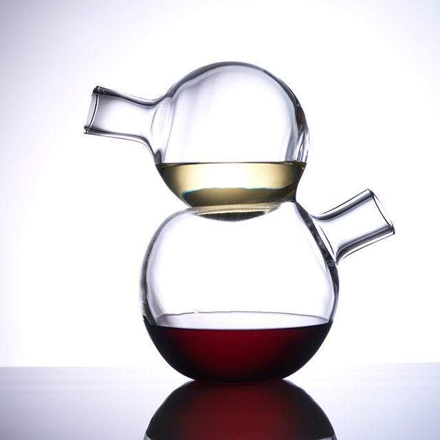 Molecule Decanter