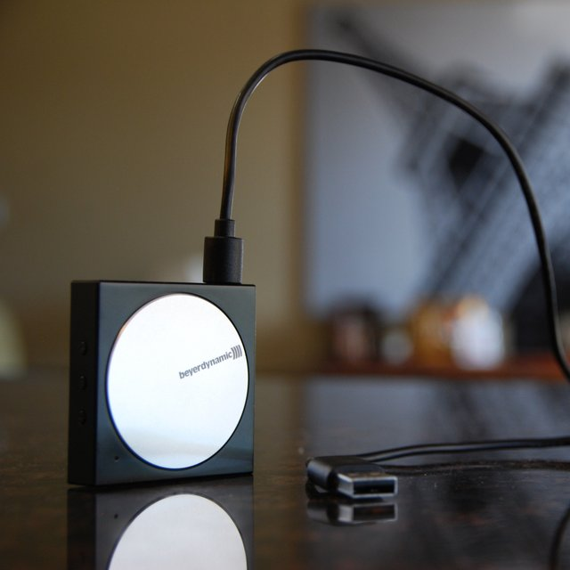 Beyerdynamic A200p Portable DAC Headphone Amp