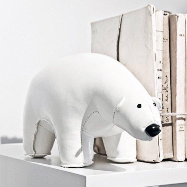 Polar Bear Bookend