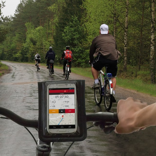 Waterproof Satechi Pro Smartphone Bike Mount
