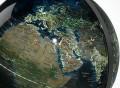 Illuminated Globe Light by Wild & Wolf