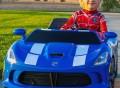 Dodge Viper SRT 12V Kids Car